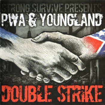 PWA & YOUNGLAND - DOUBLE STRIKE CD