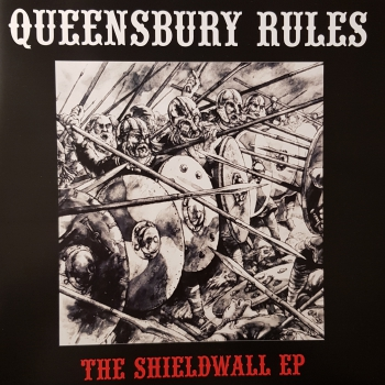 QUEENSBURY RULES - THE SHIELDWALL 12' EP 400 Ex.