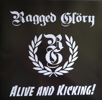 "RAGGED GLÖRY - ALIVE & KICKING"" MLP"