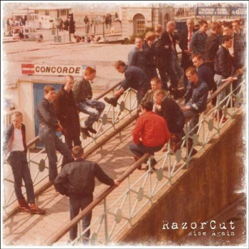 RAZORCUT - RISE AGAINST CD