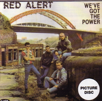 RED ALERT - WE'VE GOT THE POWER CD