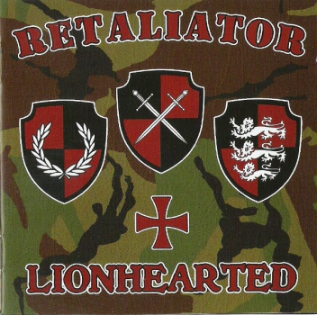 RETALIATOR - LIONHEARTED CD