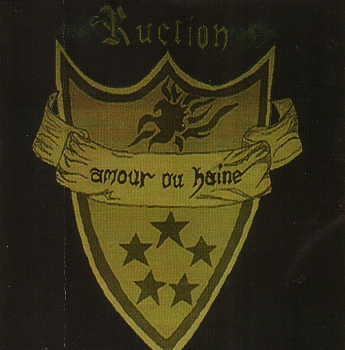 RUCTION – LOVE US OR HATE US CD