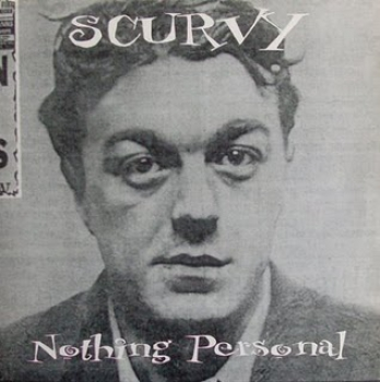 SCURVY – NOTHING PERSONAL EP