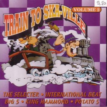 LAST TRAIN TOSKAVILLE 2 CD