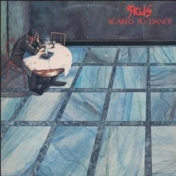 SKIDS – SCARED TO DANCE CD