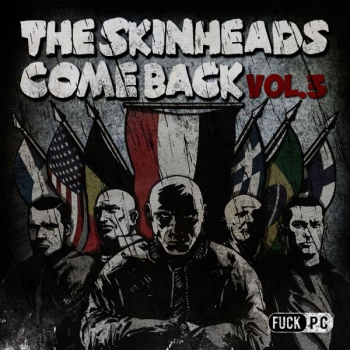 V/A - THE SKINHEADS COME BACK Vol. 3 CD
