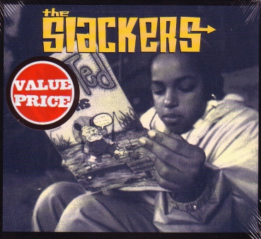 SLACKERS - WASTED DAYS CD
