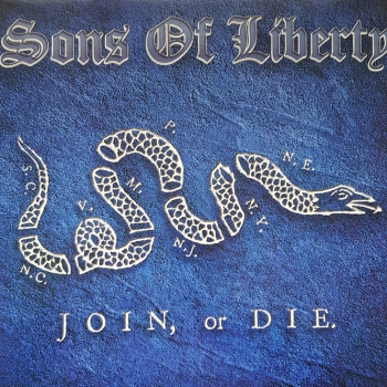 SONS OF LIBERTY – JOIN OR DIE LP