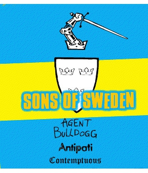 V/A – SONS OF SWEDEN EP