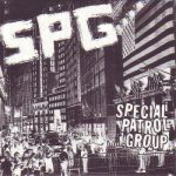 SPG – SPECIAL PATROL GROUP EP