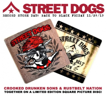 STREET DOGS – CR. DRUNKEN SONS & RUSTBELT N. 9' EP