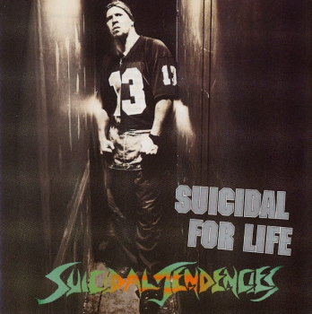 SUICIDAL TENDENCIES - SUICIDAL FOR LIFE Digipack CD