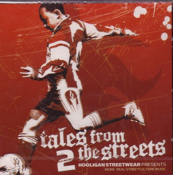 TALES FROM THE STREETS Vol. 2 CD