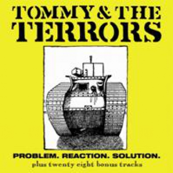 TOMMY & THE TERRORS–PROBLEMS REACTION SOLUTION CD