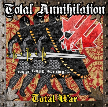 TOTAL ANNIHILATION - TOTAL WAR CD