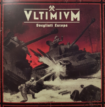 ULTIMIUM - SVEGLITI EUROPA CD