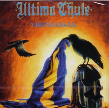 ULTIMA THULE - VIKINGABALK CD