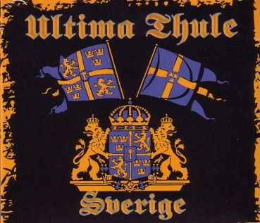 ULTIMA THULE - SVERIGE Digipack CD