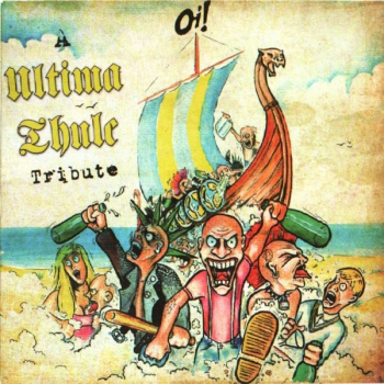 ULTIMA THULE TRIBUT - OI! A ULTIMA THULE TRIBUT LP