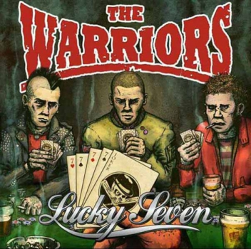 WARRIORS - LUCKY 7 CD