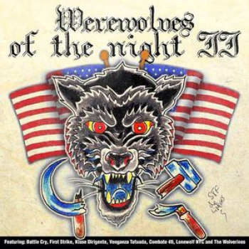 WEREWOLVES OF THE NIGHT Vol. 2 / PUBLIC ENEMIES OF THE NORTHEAST LP