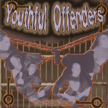 YOUTHFUL OFFENDERS – THE PAROLE TAPES EP
