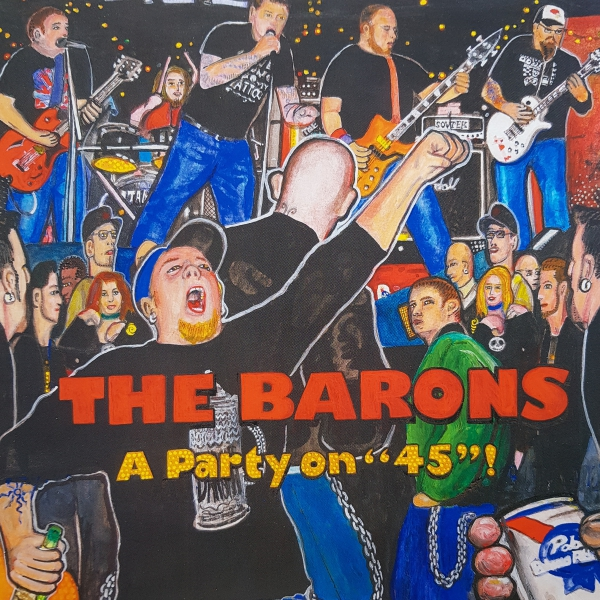 BARONS – A PARTY ON 45 MLP