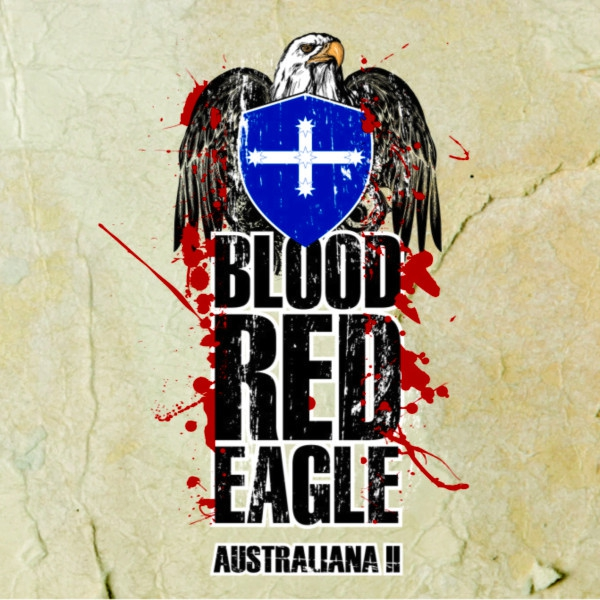 BLOOD RED EAGLE - AUSTRALIANA II CD