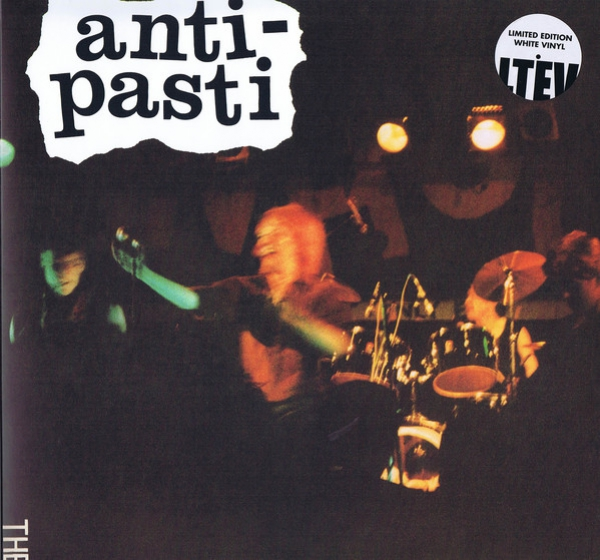 ANTI-PASTI - THE LAST CALL Klappcover DoLP