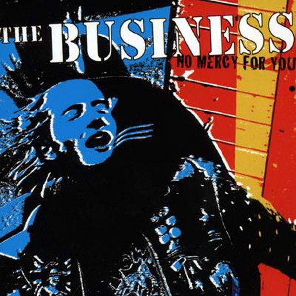 BUSINESS - NO MERCY FOR YOU LP gold