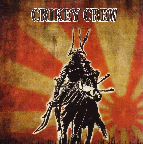 CRICKEY CREW - TOMORROW EP 200 Ex.