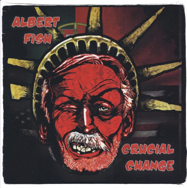 CRUCIAL CHANGE / ALBERT FISH - Split EP