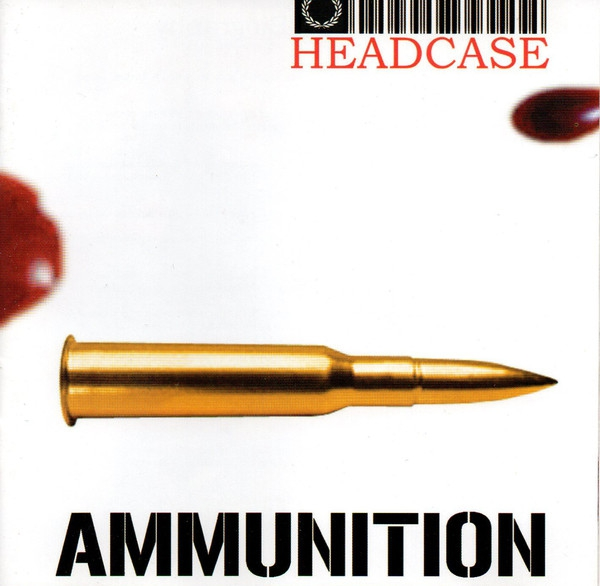 HEADCASE - AMMUNITION CD