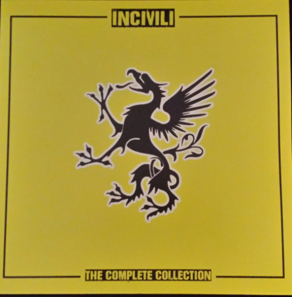 INCIVILI - THE COMPLETE COLLECTION LP