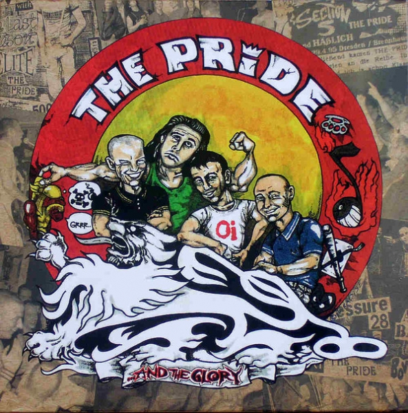 PRIDE - ...AND THE GLORY LP 250 Ex.