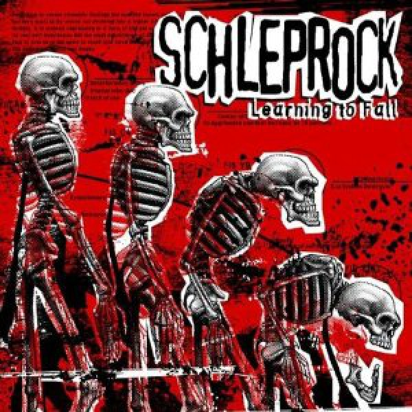 SCHLEPROCK – LEARINING TO FALL CD
