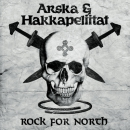 ARSKA & HAKKAPELIITAT - ROCK FOR NORTH LP