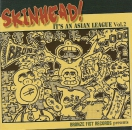 SKINHEAD! IT'S AN ASIAN LEAGUE Vol. 2 CD