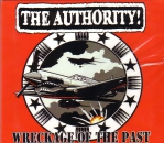 AUTHORITY - WRECKAGE OF THE PAST Digipack CD