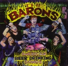 BARONS - AMERICAN BEER DRINKING SONGS CD