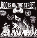 BOOTS ON THE STREET Vol. 2  CD Thug Boots * Beyond Hate * Barricades * Working Poor USA