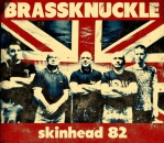 BRASSKNUCKLE - SKINHEAD 82 Digipack CD 300 Ex.