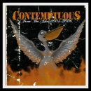 CONTEMPTUOUS – FROM THE ASHES 2003-2006 LP weiß