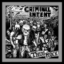 CRIMINAL INTENT - THUG ROCK CD