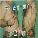 DEFECTO HUMANO – s:t: CD