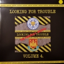 Disturbed Mother Fucker / Hammered Mother Fucker ‎– Looking For Trouble Volume 4 LP gelb