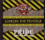 FIRM / THE PRIDE - LOOKING FOR TROUBLE Vol. 3 CD