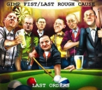 GIMP FIST/ LAST ROUGH CAUSE LAST ORDERS Digipack CD
