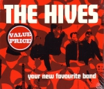 HIVES – YOUR NEW FAVORITE BAND Digipack CD